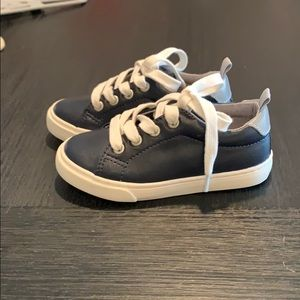 Toddler Navy blue sneakers - Never worn